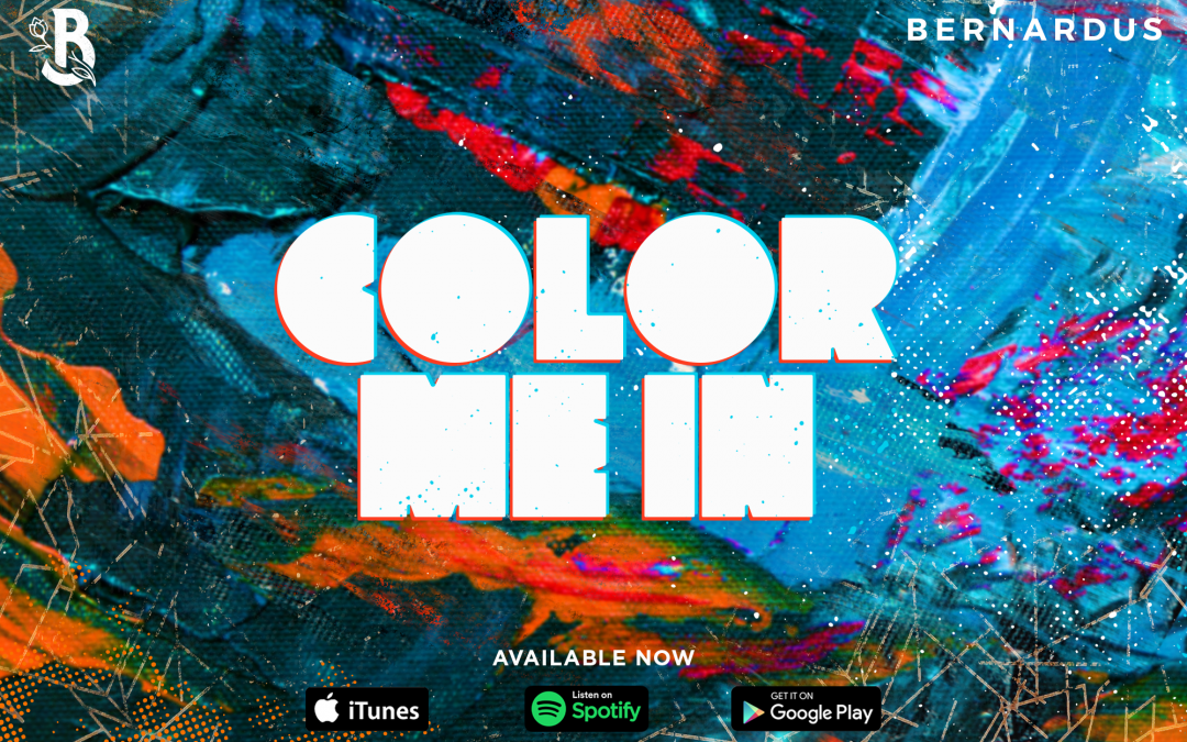 Bernardus New Single Out Now: Color Me In